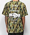 Lurking Class By Sketchy Tank Fuegoflage Demons camiseta