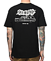 Lurking Class By Sketchy Tank Loser Black T-Shirt