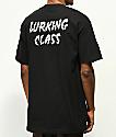 Lurking Class By Sketchy Tank Lurking Class Black T-Shirt