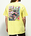 Lurking Class By Sketchy Tank Nazar 2 Yellow T-Shirt