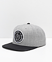Lurking Class By Sketchy Tank Opinions Heather Grey Snapback Hat
