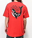 Lurking Class By Sketchy Tank Out For Blood Red T-Shirt