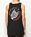 Lurking Class By Sketchy Tank Redrum Opinions Black Tank Top