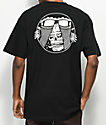 Lurking Class By Sketchy Tank Under Black T-Shirt