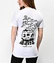 Lurking Class By Sketchy Tank x Mr. Tucks White T-Shirt