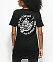 Lurking Class by Sketchy Tank Opinions camiseta negra