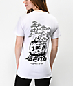 Lurking Class by Sketchy Tank x Mr. Tucks camiseta blanca