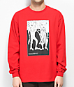 Maka Lassi Muse Red Long Sleeve T-Shirt