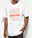 Maka Lassi Thank You White T-Shirt