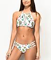 Malibu Cactus Hipster Bikini Bottom