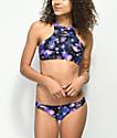 Malibu Cosmos Cheeky Bikini Bottom