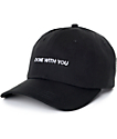 Married To The Mob Done With You Baseball Hat