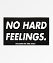 Married To The Mob No Hard Feelings Sticker