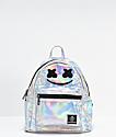 Marshin Oil Slick Mini Backpack