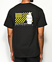 Meridian Skateboards Pirates Black T-Shirt