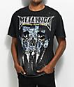 Metallica Skull Black T-Shirt
