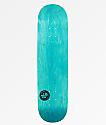 "Mini Logo Blue Chevron 8.25"" Skateboard Deck"