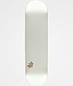 "Mini Logo White Chevron 7.75"" Skateboard Deck"