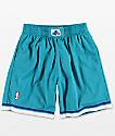 Mitchell & Ness Hornets Swingman Shorts