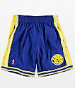 Mitchell & Ness Warriors Swingman Shorts