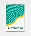 Moodswings Newwave Sticker