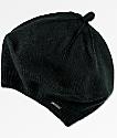 Neff Adeline Knit Black Beret