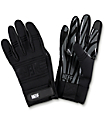 Neff Daily Pipe guantes de snowboard negros