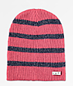 Neff Daily Rose Sparkle Stripe Beanie