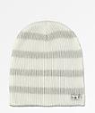 Neff Daily Sparkle Stripe White Beanie