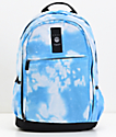 Neff Daily XL Cyan Bleach Backpack