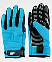 Neff Daily guantes de snowboard azules