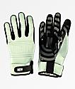 Neff Daily guantes de snowboard de color plata