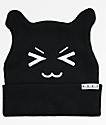 Neff Kitty Black Beanie