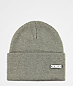 Neff Lawrence Heather Charcoal Fold Beanie