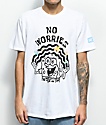 Neff No Worries Spongebob White T-Shirt