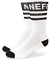 Neff Promo calcetines en blanco y negro