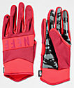 Neff Ripper Red Pipe Snowboard Gloves