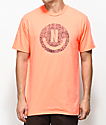 Neff Smile Face Coral T-Shirt