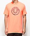 Neff Smiley camiseta coral
