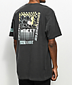 Neff x Disney Mickey Good Times Black Wash T-Shirt