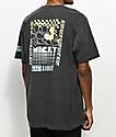 Neff x Disney Mickey Good Times camiseta lavado en negro