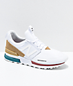 New Balance Lifestyle 574 Sport White & Hemp zapatos