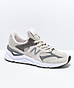 New Balance Lifestyle X90 Reconstruct Moonbeam & Rock Shoes