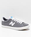 New Balance Numeric AM 210 zapatos de skate en gris y blanco