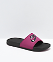 Nike Benassi True Berry Slide Sandals