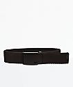 Nike Black Web Belt