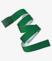 Nike Essential Pine Green Web Belt