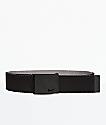Nike Essentials Black Reverse Web Belt