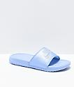 Nike SB Benassi Blue Metallic Slide Sandals