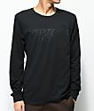 Nike SB Black Long Sleeve Pocket T-Shirt